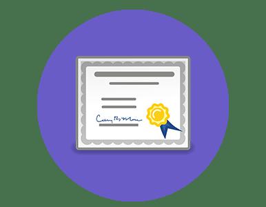 sertfika